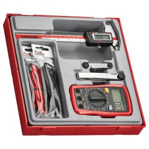 Teng 4pc Measuring Set - TTD-Tray