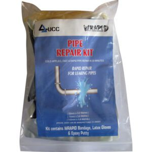 PCS UCC Pipe Repair Kit 100mm X 4.8m Roll