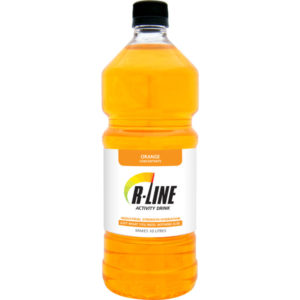 R-LINE™ ELECTROLYTE DRINK 1L - ORANGE
