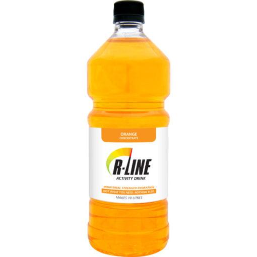 R-LINE™ ELECTROLYTE DRINK 1L - ORANGE