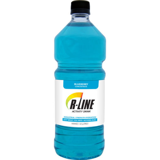 R-LINE™ ELECTROLYTE DRINK 1L - BLUEBERRY
